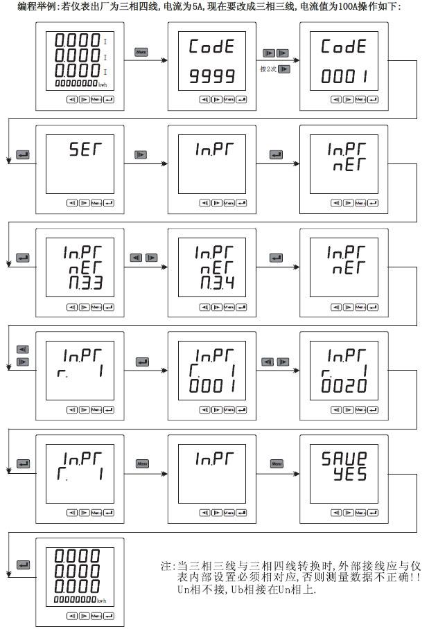 HG9600/HG9610/HG9620/HG9630仪表选型及使用手册
