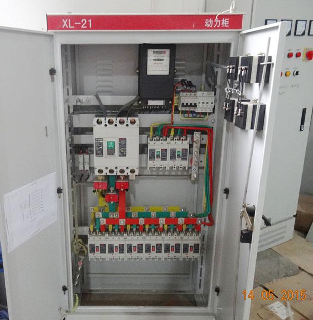 XL21低压动力控制柜