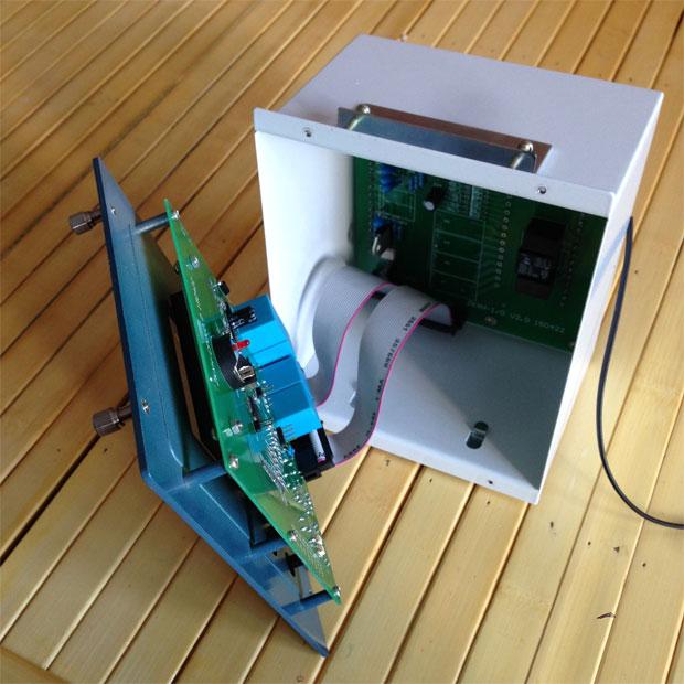 二次消谐器、微机消谐装置