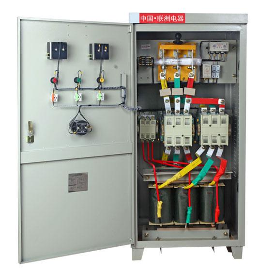 自耦降压启动柜需要什么元器件?看内部结构图即知