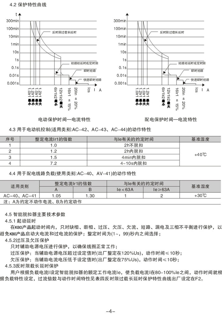 KBO开关产品使用手册